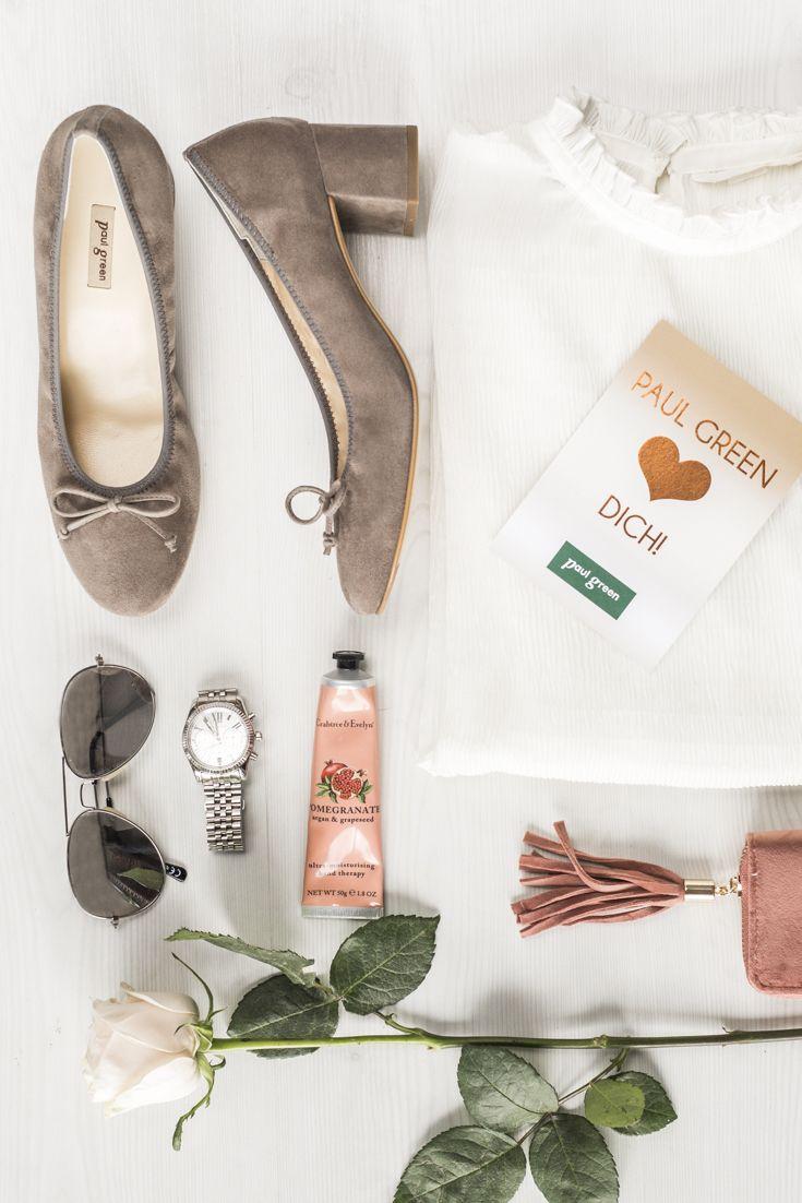 Dieser Klassiker ist der ideale Schuh für einen Frühlingslook in leichten Pastelltönen. #derschuhmeineslebens #paulgreen #pumps #suede www.paul-green.com