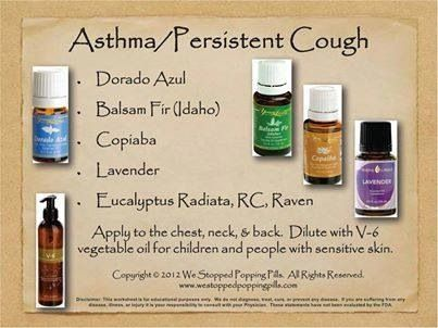 Helping to treat Asthma Www.youngliving.com Christine Oakes 1492370
