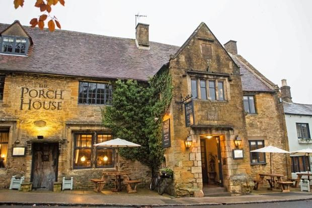 the cool hotel guide the porch house stow on the wold