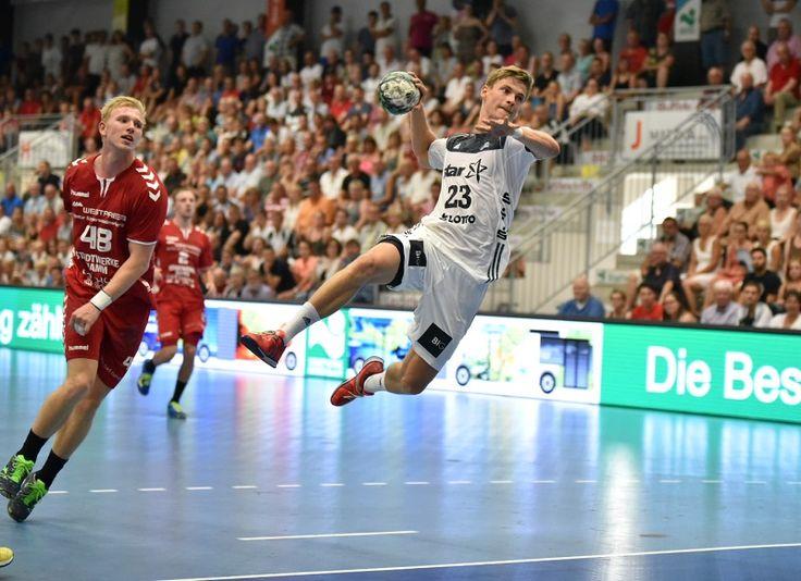 THW Kiel bezwingt Zweitligist Hamm