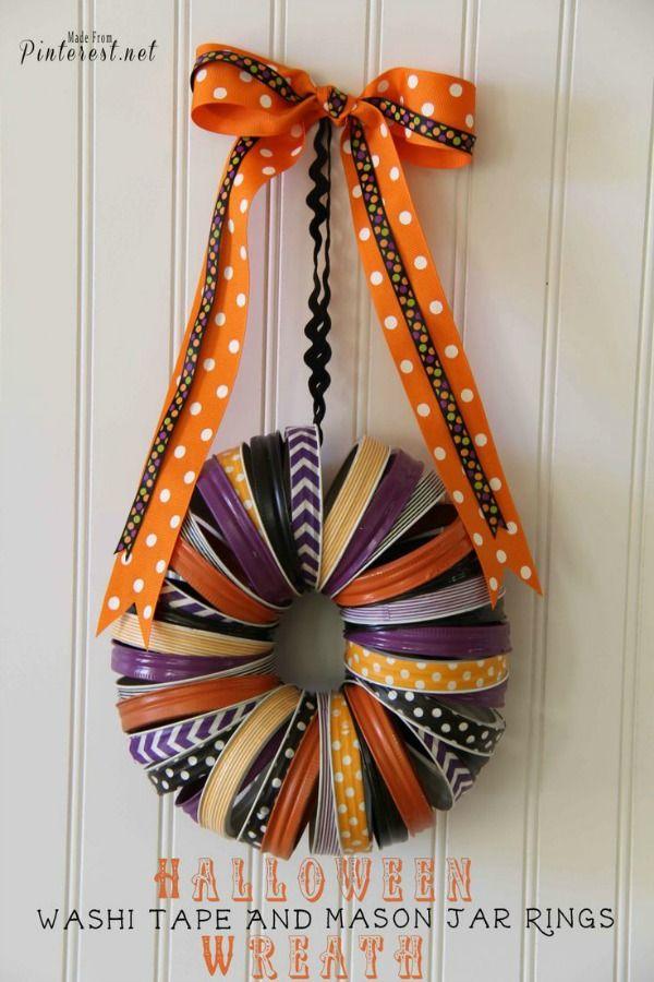 15+ DIY Halloween Decorations & Crafts: