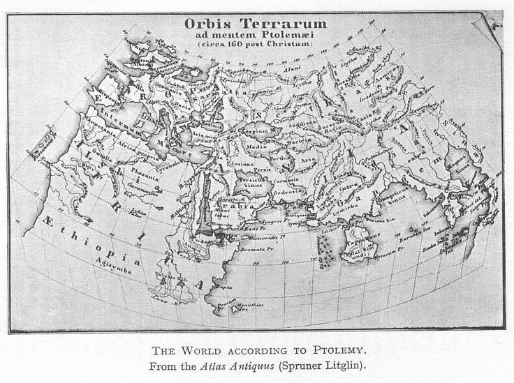 The World According to Ptolemy
