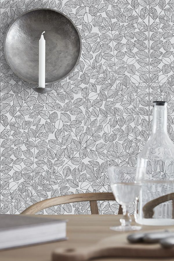 ROMANS Scandinavien designers II | I butik: 15 juni 2016 | Wallpaper - Kitchen | borastapeter.se | via trendspanarna
