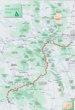 Epic Cross-State and Cross-Country Mountain Bike Trails | Singletracks Mountain Bike Blog