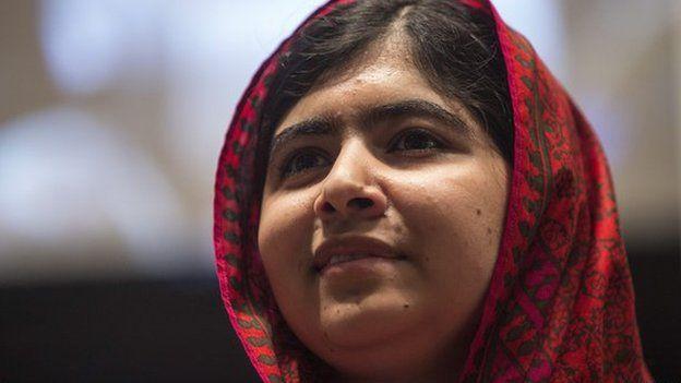 Pakistani child education activist Malala Yousafzai and Indian child rights activist Kailash Satyarthi win the Nobel Peace Prize.