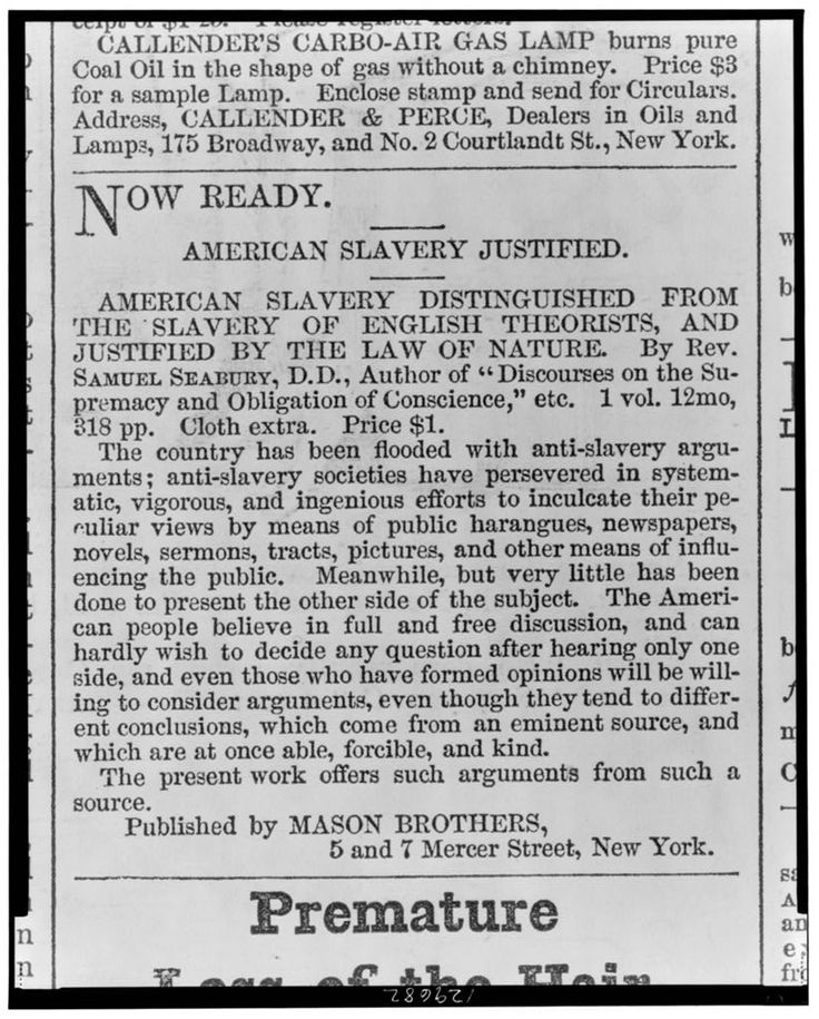 the role of slavery in shaping the history of america Race in american history stages of the historical development of america from its system of slavery to a significant role in the justification of the.