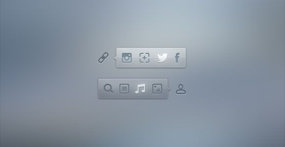 Quick tooltips free PSD