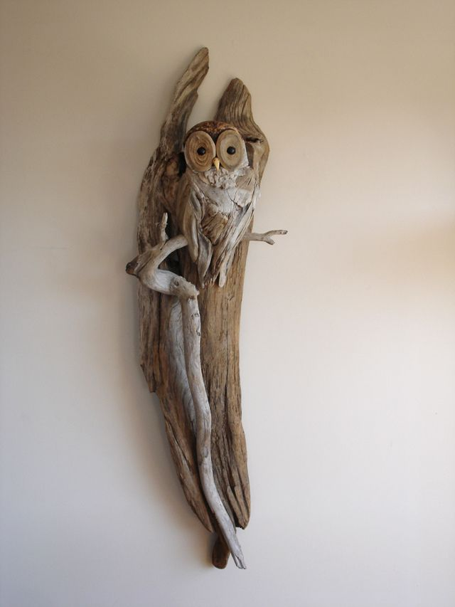 413 best images about barn wood painting driftwood ideas for Driftwood sculpture ideas