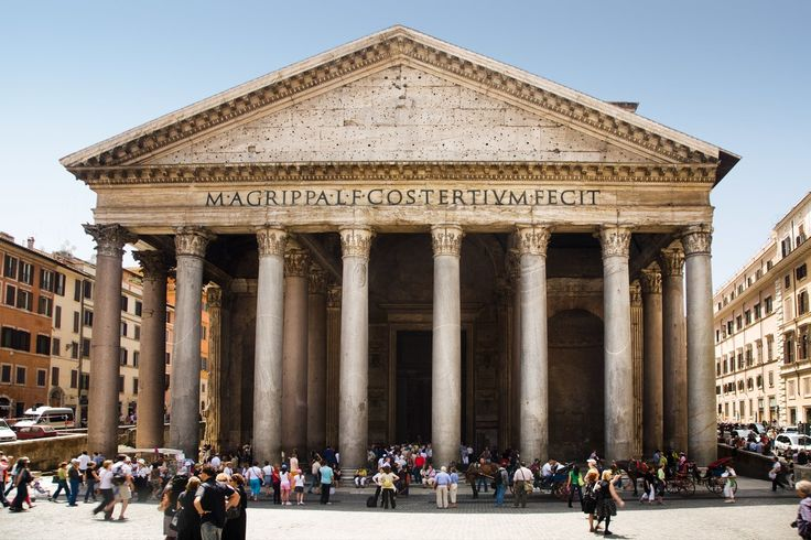 You Can't Get Into Rome's Pantheon for Free Anymore  ||  The ancient Roman monument isn't cheap to maintain. https://www.cntraveler.com/story/romes-pantheon-will-soon-charge-an-entrance-fee?mbid=social_twitter&utm_campaign=crowdfire&utm_content=crowdfire&utm_medium=social&utm_source=pinterest