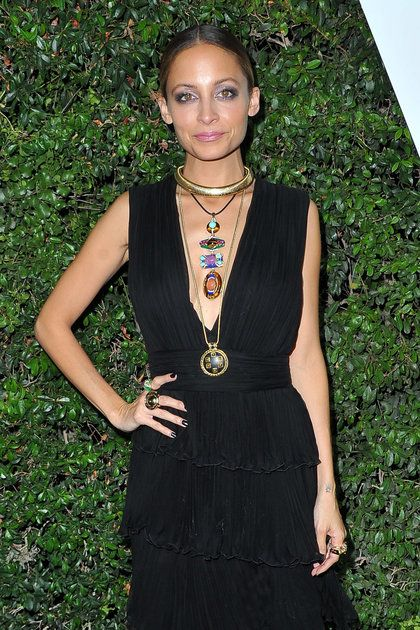 Nicole Richie   - 13 Celebrities You Probably Didn't Know Were Adopted
