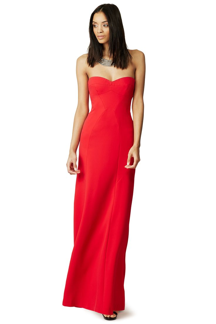 53 best prom picks images on pinterest bridesmaid dress dress bcbgmaxazria on guard gown ombrellifo Choice Image