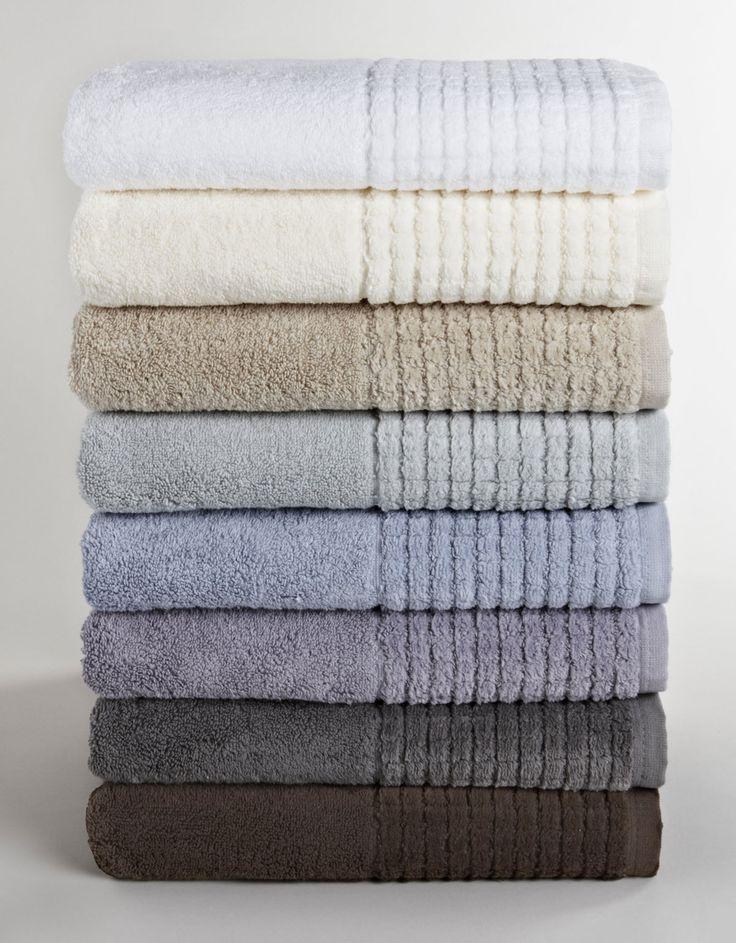 Spa Towel by GlucksteinHome | Beautiful Bathrooms