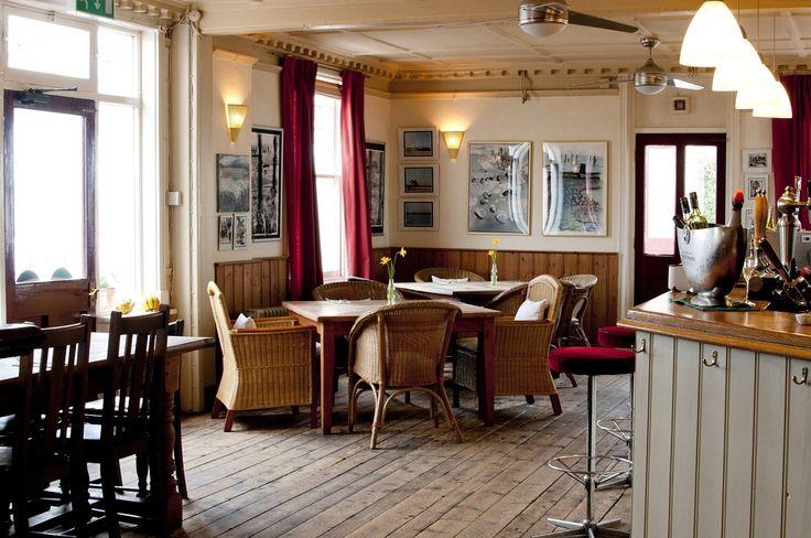 The Sportsman restaurant, Seasalter, Whitstable, Kent