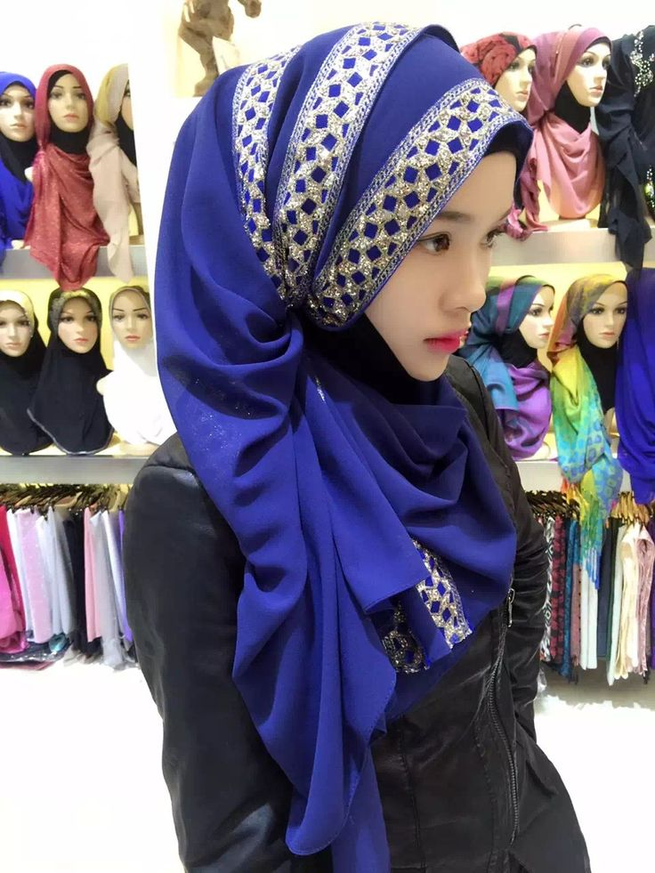 2015 New Fashion rimmed Muslim Hijab Scarf Islamic Shawls Wrap Shinny Wave Print Scarf Wholesale Scarves
