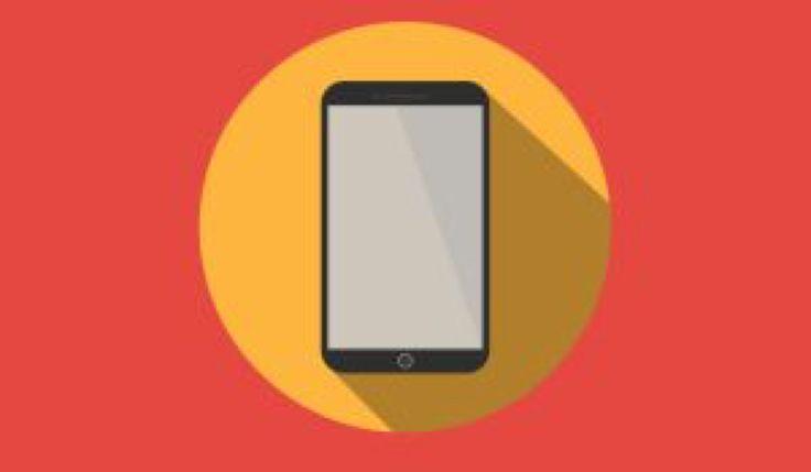 Flat Iphone 6 Plus (Round) by GrubyKisiel on @DeviantArt