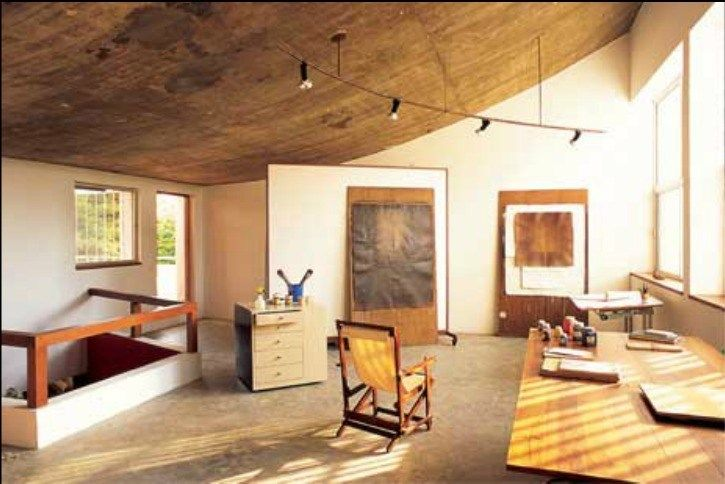 Image Gallery - Gobhai House by Charles Correa Associates ...