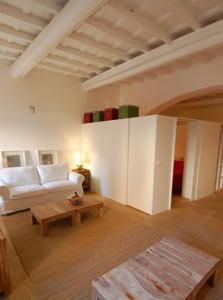 Apartments in Rome - bedroom/sofa bed, small apartment - Piazza Santa Maria, Trastevere