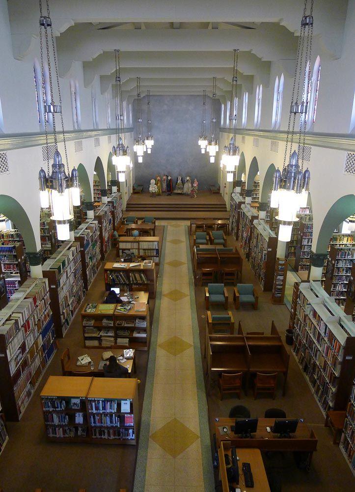 Woodbury University Library