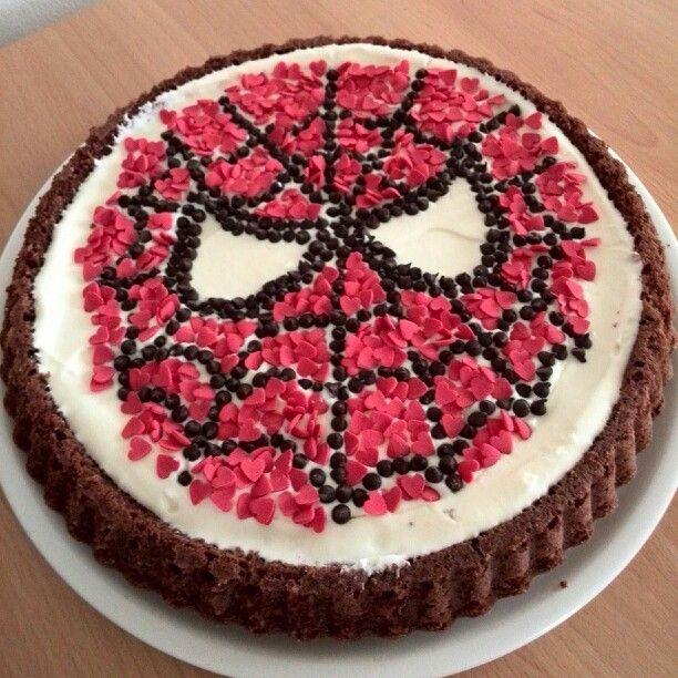 Torta Spiderman!