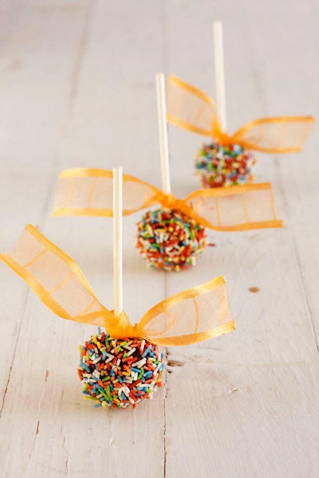 DIT I FET: COOKING CHALLENGE 40 - CAKE-POPS