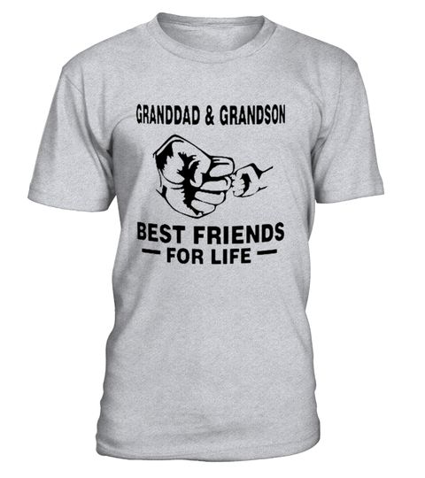 "# Granddad & Grandson Best Friends T Shirt .  Special Offer, not available anywhere else!Available in a variety of styles and colorsBuy yours now before it is too late!Secured payment via Visa / Mastercard / Amex / PayPalHow to place an order Choose the model from the drop-down menu Click on ""Reserve it now"" Choose the size and the quantity Add your delivery address and bank details And that's it!"