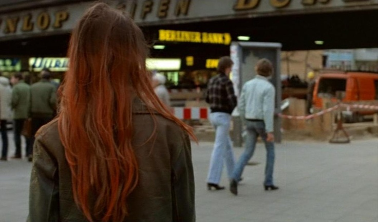 THE LOOK OF CHRISTIANE F. - WIR KINDER VOM BAHNHOF ZOO [1981]
