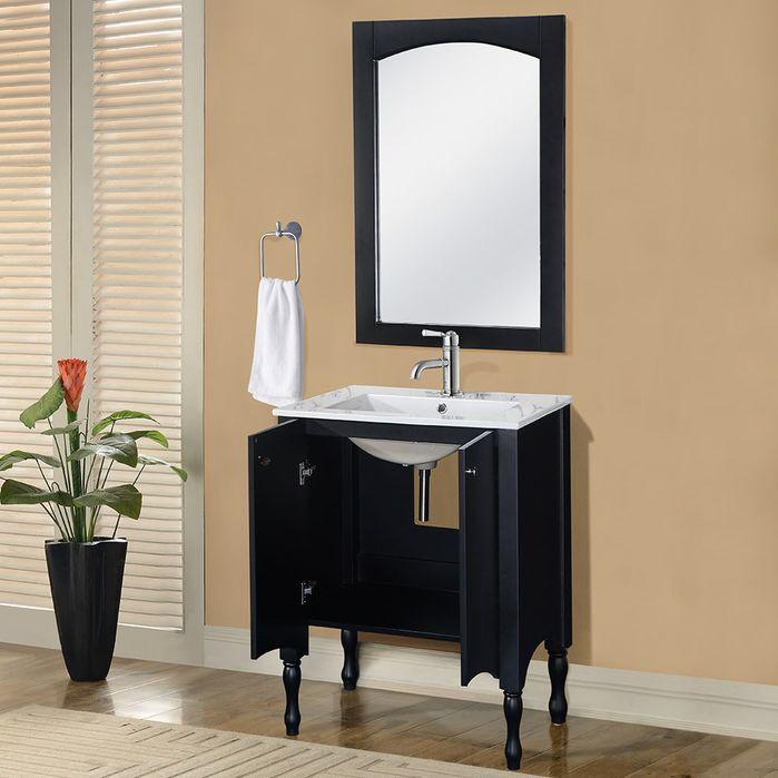 Chloe 24 Single Bathroom Vanity Set 15