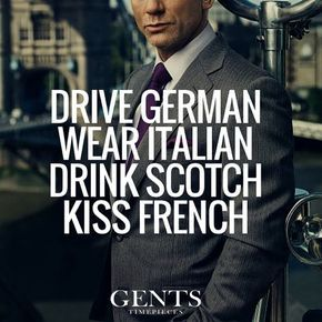 Way Of A Gentleman II Gentleman's Essentials - judic