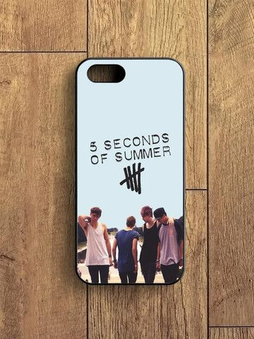 5sos 5 Second Of Summer Band iPhone 5S Case