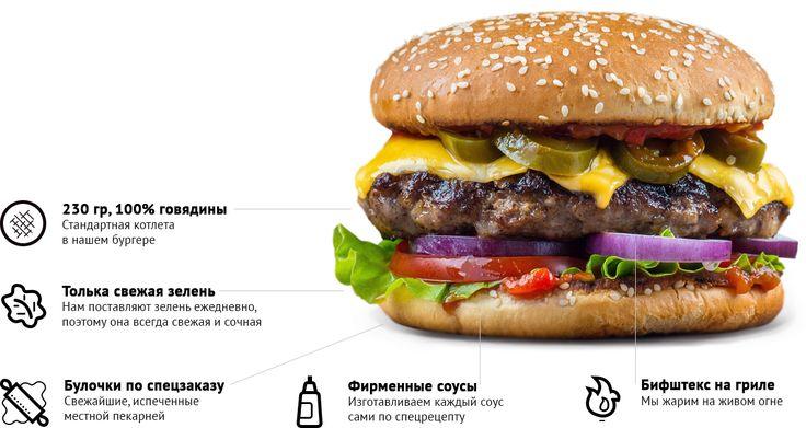 Jack's Burger  310 гр 430 руб