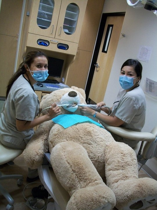 It's beary good to come in for routine check-ups!    From the wonderful staff at Dental Care of Corona.    http://www.coronasmiles.com