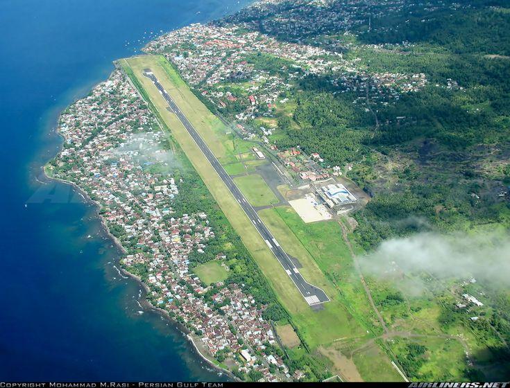 Ternate - Babullah (TTE / WAMT), Indonesia