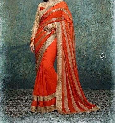 Self Design Saree Hf.102 Bollywood Sarees Online on Shimply.com
