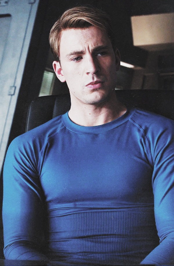 cap ♥ Cant wait to see Captain America 2 !!! Cant wait to see him on screen