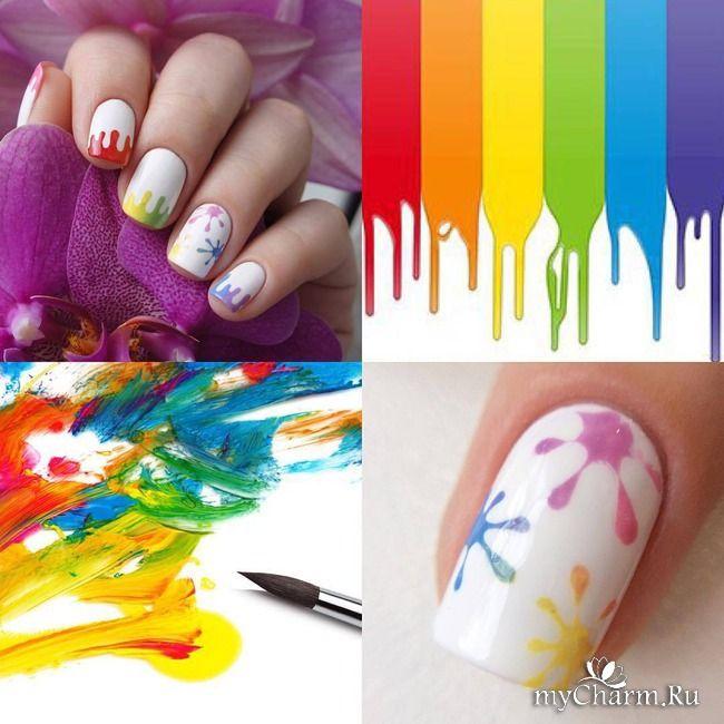Красивый дизайн на короткие ногти - не возможно??? Не верю!!!: Дневник пользователя мадам Галова