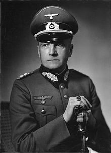 Heinrich Alfred Hermann Walther von Brauchitsch (4 October 1881-18 October 1948[2][3]) was a German field marshal and the Oberbefehlshaber des Heeres (Commander of the Heer (Army)) in the early years of World War II.
