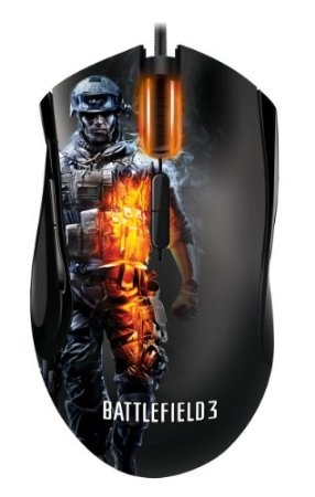 Razer Imperator 2012 Gaming Mouse - Battlefield 3 Edition