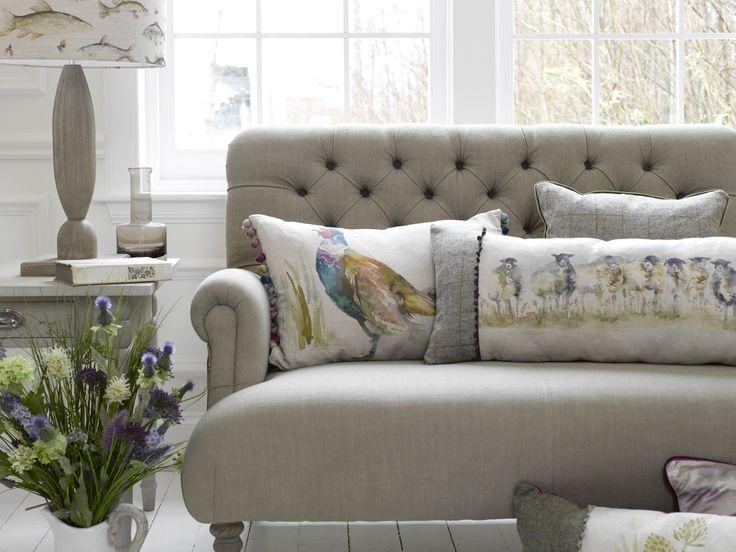 kussens lampenkap maatwerk engelse stijl meubelen