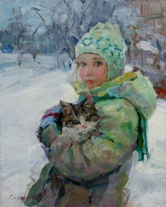 Елена Сальникова (Elena Salnikova)