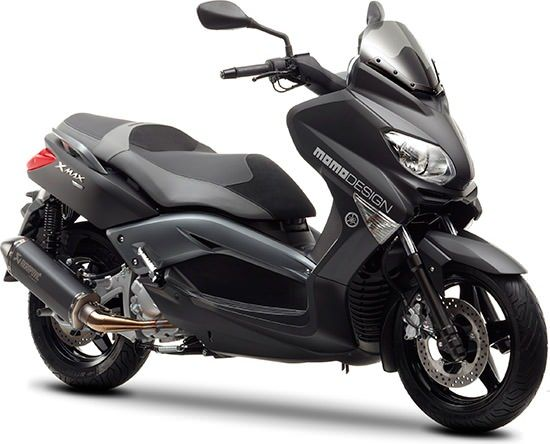 Yamaha X-Max 125 .... One of the things I miss from back home. Driving around Paris congested streets on my X-Max was the best feeling ever.