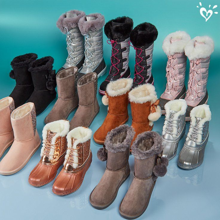 Must Have Boots Keep Her Cozy In Style Girls Fashion Clothes Girls Shoes Kids Gymnastics Outfits