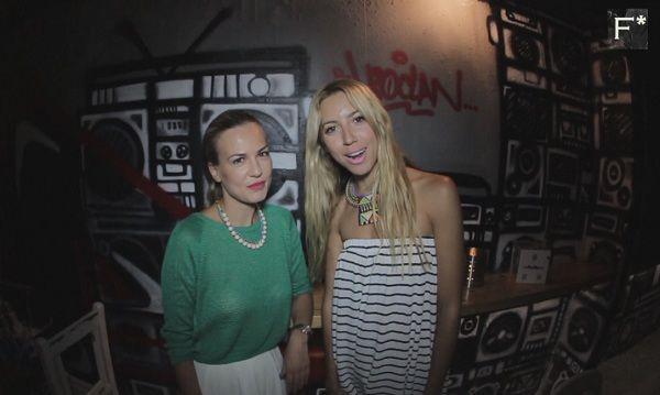 Christina Korovessi & Filio Metsi for FaShionFReaks Fights Breast Cancer (VIDEO) - FaShionFReaks