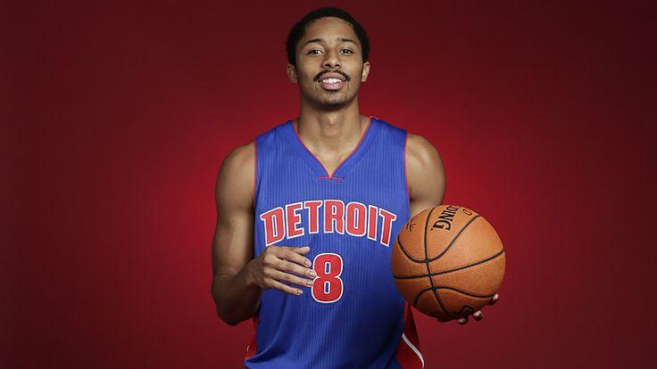 Spencer Dinwiddle Detroit Pistons