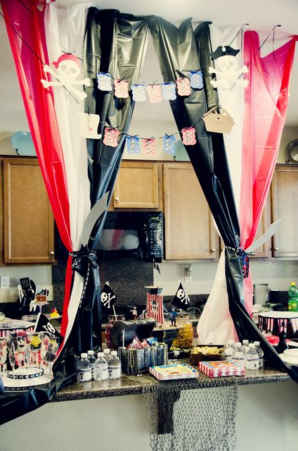 """Photo 2 of 13: Pirate Party / Birthday """"Pirate Birthday Bash"""" 