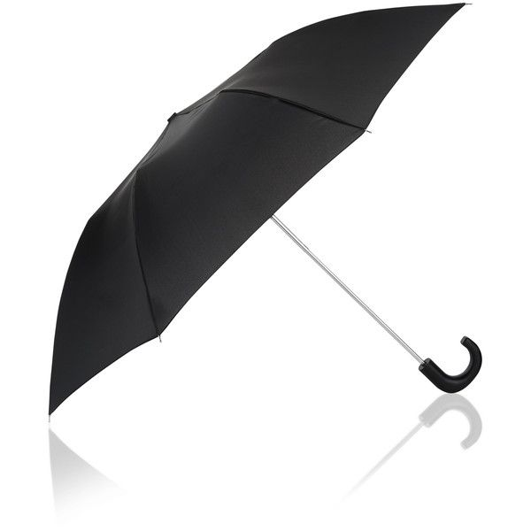 Accessorize Mens Umbrella (1.775 RUB) ❤ liked on Polyvore featuring men's fashion, men's accessories, men's umbrellas and mens umbrella