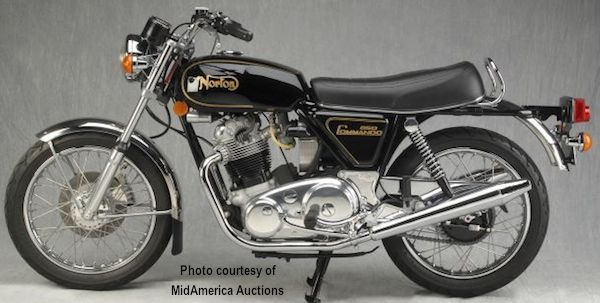 My dream bike: Norton Commando