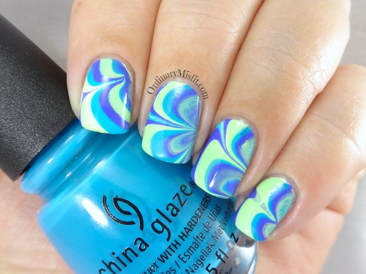 31DC2016 Day 20 - Water marble