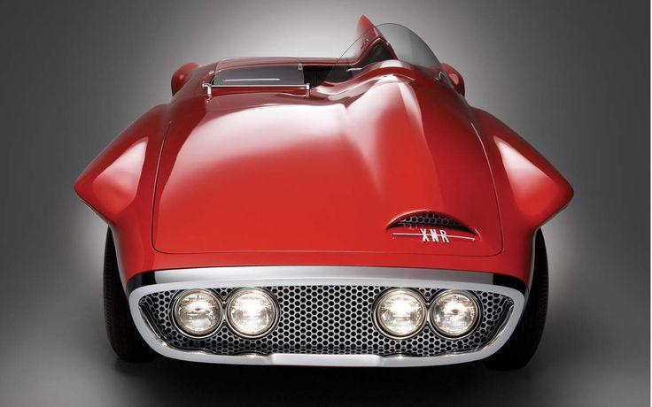 Weird Vintage Cars: Plymouth XNR (1960)
