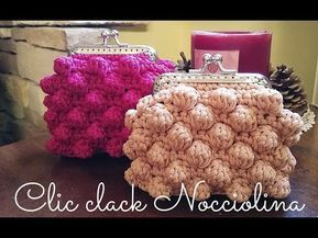 """TUTORIAL CROCHET BAG """"SWITCH"""" 