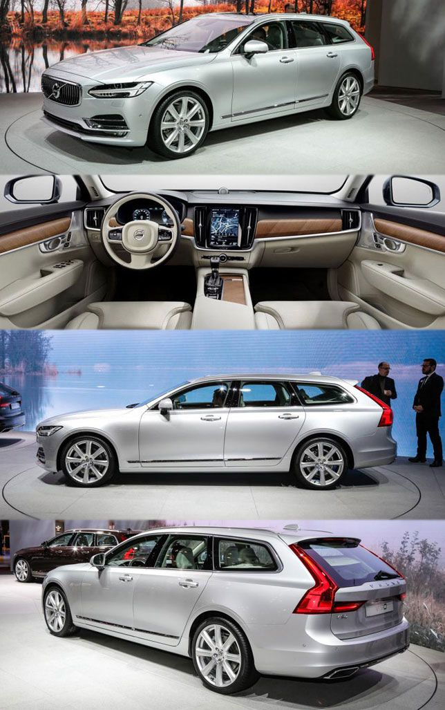 Volvo V90! From Sweden with Love More Details at: http://www.replacementengines.co.uk/blog/volvo-v90-sweden-love/